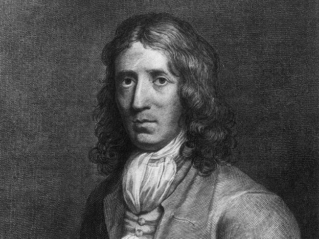 The English buccaneer, hydrographer and navigator, William Dampier, circa 1690.