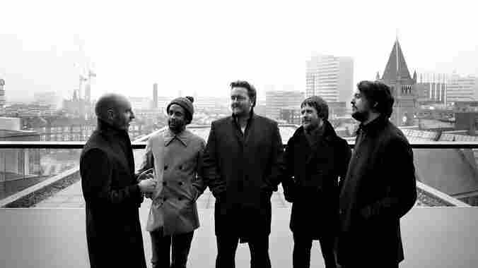 Elbow's new album is titled Build a Rocket, Boys!