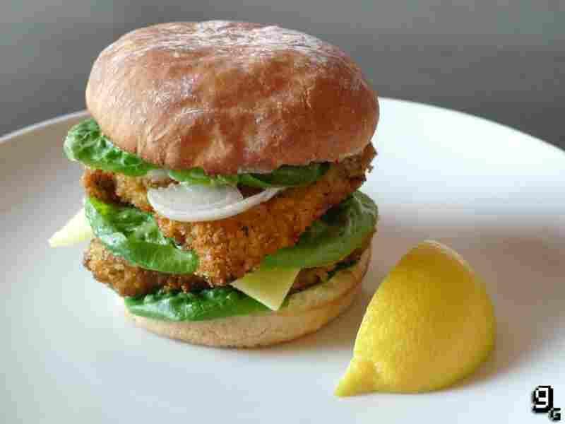 A new unhealthy fast-food sandwich, or...