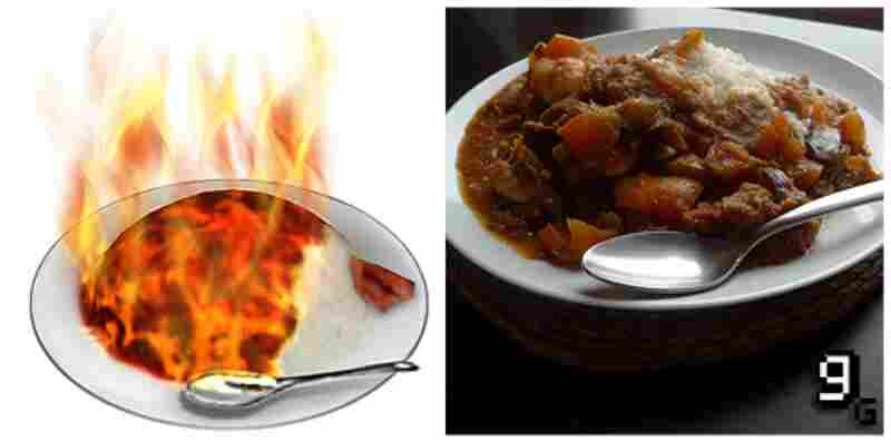 ...super spicy curry that allows Kirby to spit fire balls.