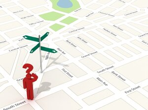 GPS illustration