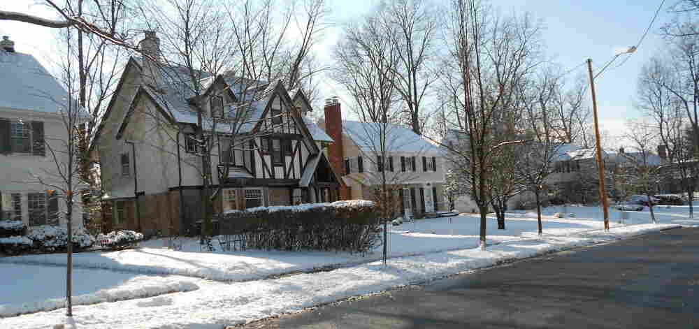 Shaker Heights in Cleveland has some of the highest property tax rates in the state (roughly $3,700 per $100,000 of assessed home value).