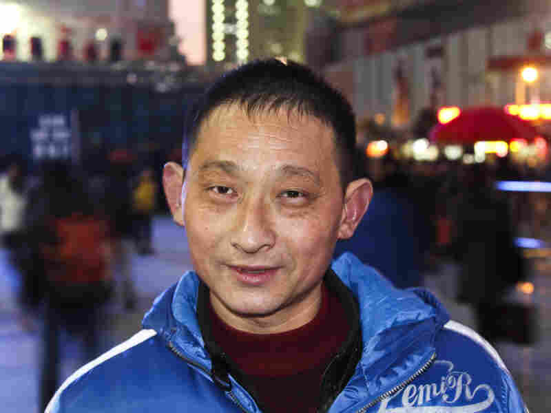 On the day Li Xiusheng went to the Shanghai train station, he bought the last same-day ticket back to his hometown in central China's Anhui province. Li, a Christian, thinks it happened because of divine intervention.