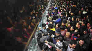 Not-So-Happy New Year: Rail Website Woes In China