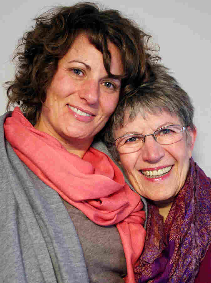 Rene Foreman visited StoryCorps in Los Angeles with her daughter Michelle.