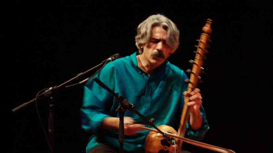 Kayhan Kalhor's new album, I Will Not Stand Alone, comes out Feb. 14.