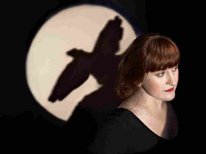 UK Singer Liz Green