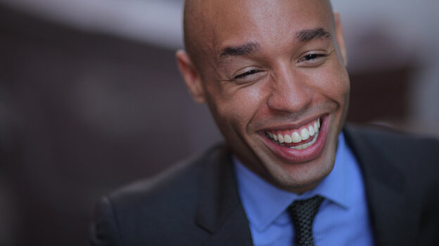 """""""It's a matter of understanding the vocabulary, in my opinion,"""" pianist Aaron Diehl says of stride-piano music. """"That stuff isn't meant to be played note for note."""""""