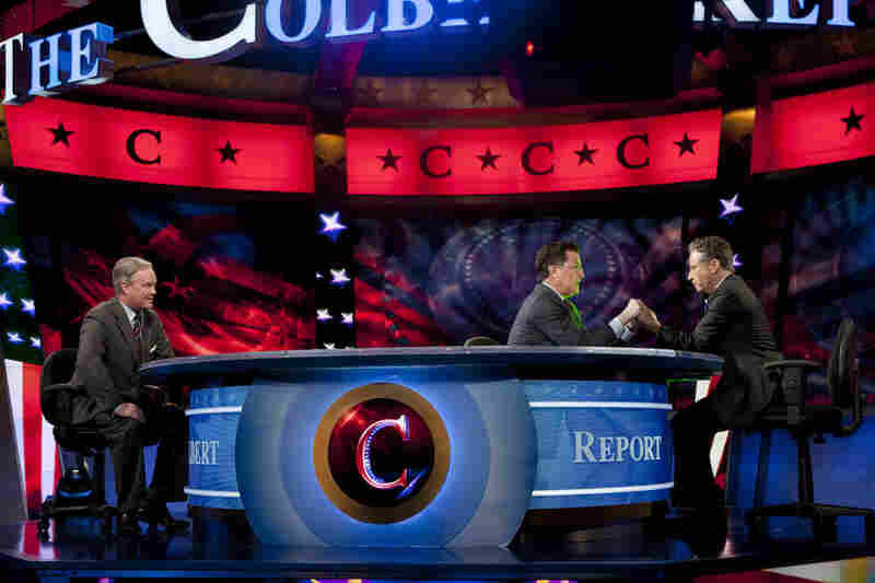 Stephen Colbert's flirtation with running for president has evolved from the formation of a superPAC to an appeal to voters in the primary held in his home state of South Carolina. The comedian mounted a short-lived campaign very early in the 2008 race, as well.