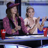 It's All Good: American Idol judges (from left) Steven Tyler, Jennifer Lopez and Randy Jackson have led the show into an era that favors love over scorn.