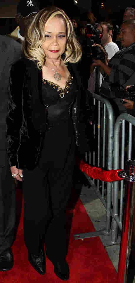 Etta James in 2008.