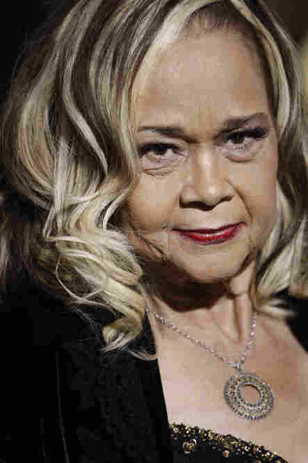 "Etta James at the premiere of ""Cadillac Records"" on Nov. 24, 2008 in Los Angeles."