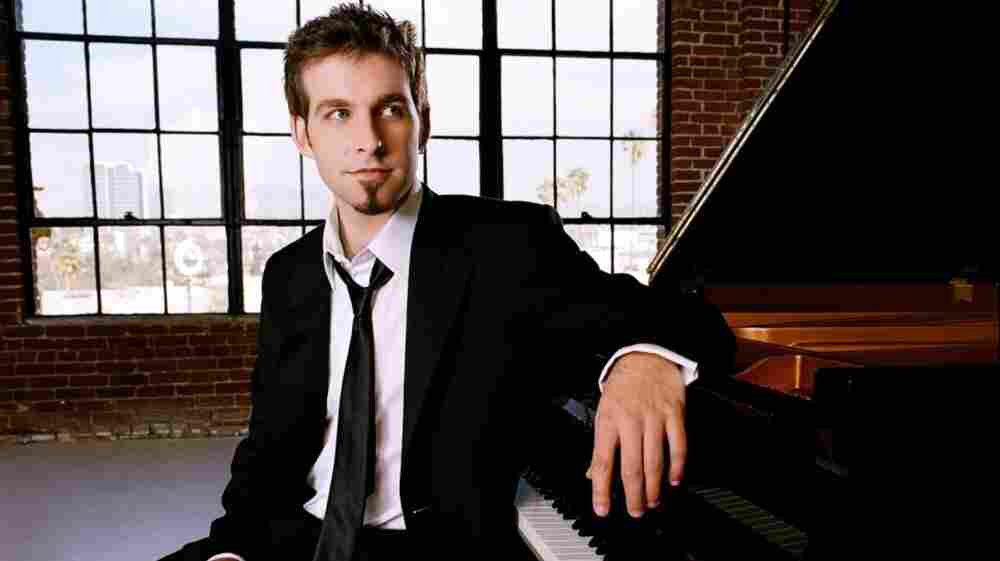 """""""I think solo piano is always the loneliest art form,"""" Taylor Eigsti says. """"It's fun, but I think it takes a while for it to become fun at times."""""""