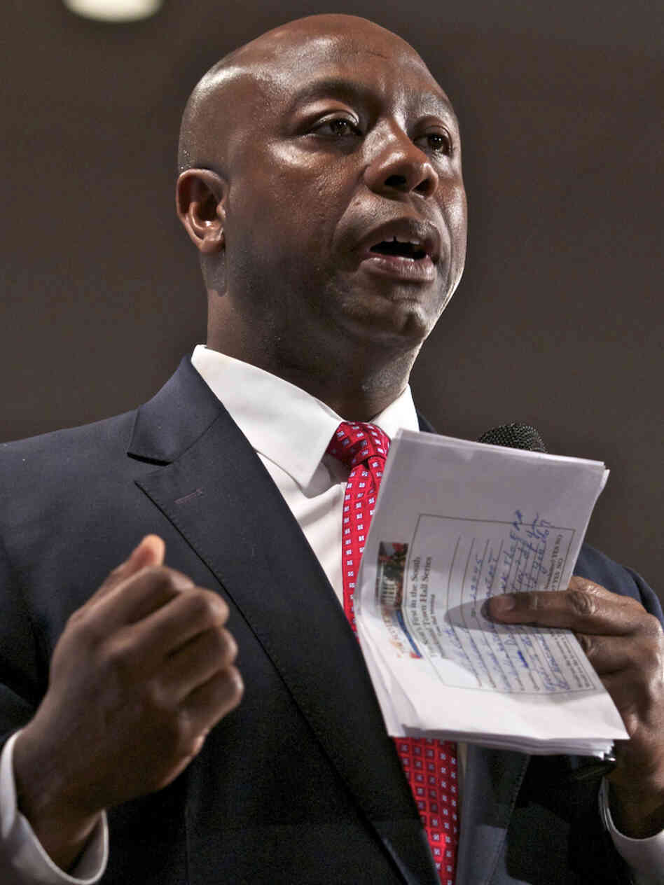 Rep. Tim Scott.