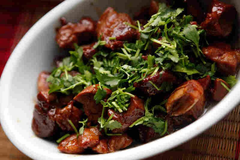 Braised Pork In Soy