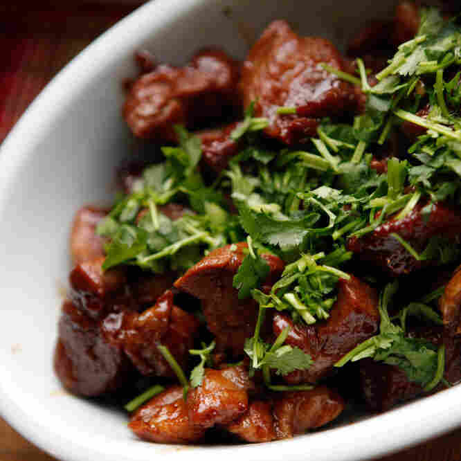 Braised Pork In Soy