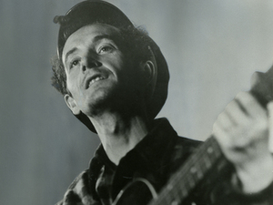 Woody Guthrie.