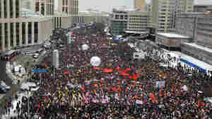 Unrest Shakes Up Politics In Russia
