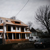 A newly constructed home in Westport, Conn., in December. The past three years have been the worst for new housing starts since before record-keeping began, according to economists at IHS Global.