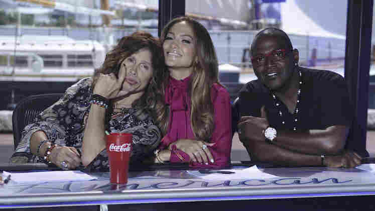 Steven Tyler, Jennifer Lopez and Randy Jackson are keeping the American Idol ship afloat just fine, but it's no longer crushing everything in its path.