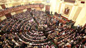 In Egypt, Islamists Take Control Of A New Parliament