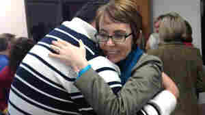 A Year After The Shooting, Giffords Wraps Up Unfinished Business