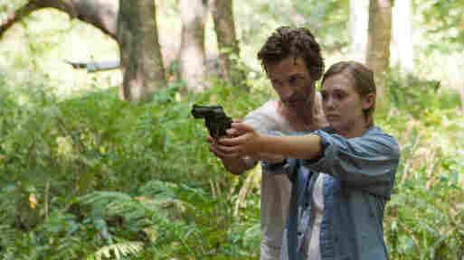 John Hawkes and Elizabeth Olsen in 2011's Martha Marcy May Marlene.