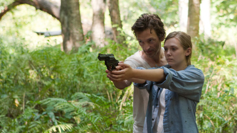 John Hawkes and Elizabeth Olsen in 2011's Martha Marcy May Marlene.