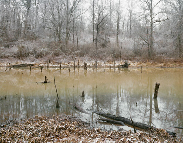 Pond 34, Point Pleasant, West Virginia, 2011