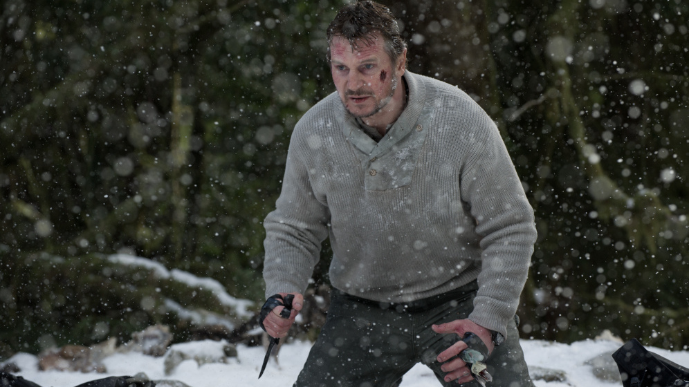 Movie Review The Grey Its Man Vs Beast With Liam Neeson In