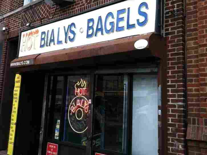 Founded in 1920, Coney Island Bialys and Bagels claims to be the oldest bialy bakery in New York City. It's now run by two Pakistani Muslim men, who say they are keeping it kosher.