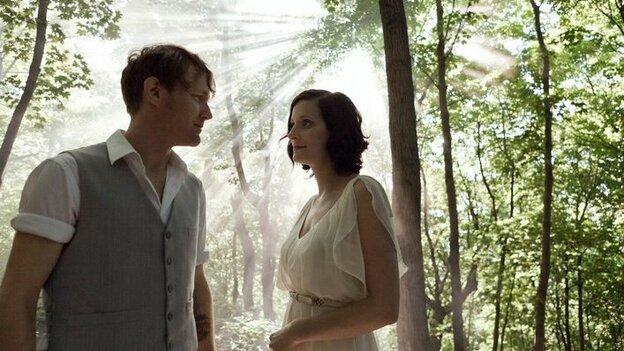 Melissa McClelland and Luke Doucet of Whitehorse.