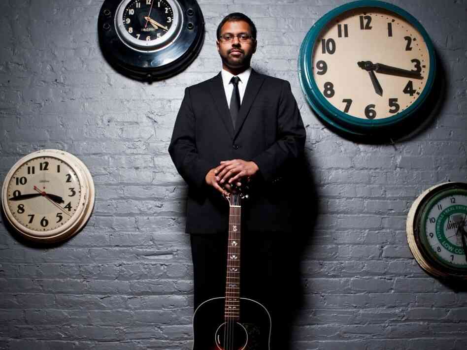 Bhi Bhiman is a second-generation Sri Lankan-American with a flair for the blues. His new album is Bhiman.