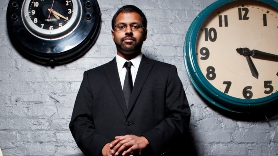Bhi Bhiman is a second-generation Sri Lankan-American with a flair for the blues. His new album is <em>Bhiman</em>.