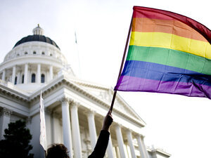 In 2008, California voters passed Proposition 8, making same-sex marriage in the state illegal. Now, legal challenges to that initiative mean it could soon get