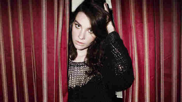 Australian singer Grace Woodroofe.