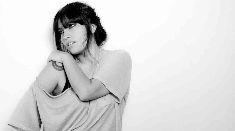 Chilean rapper Ana Tijoux finds her tough side in her new album, La Bala.