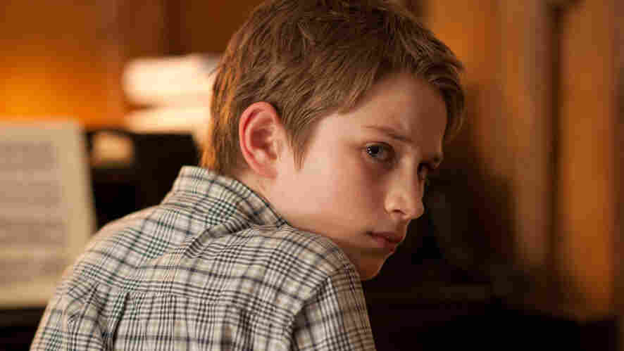 Thomas Horn stars as a grieving boy in Extremely Loud And Incredibly Close — dismissed by many critics but nominated for Best Picture.