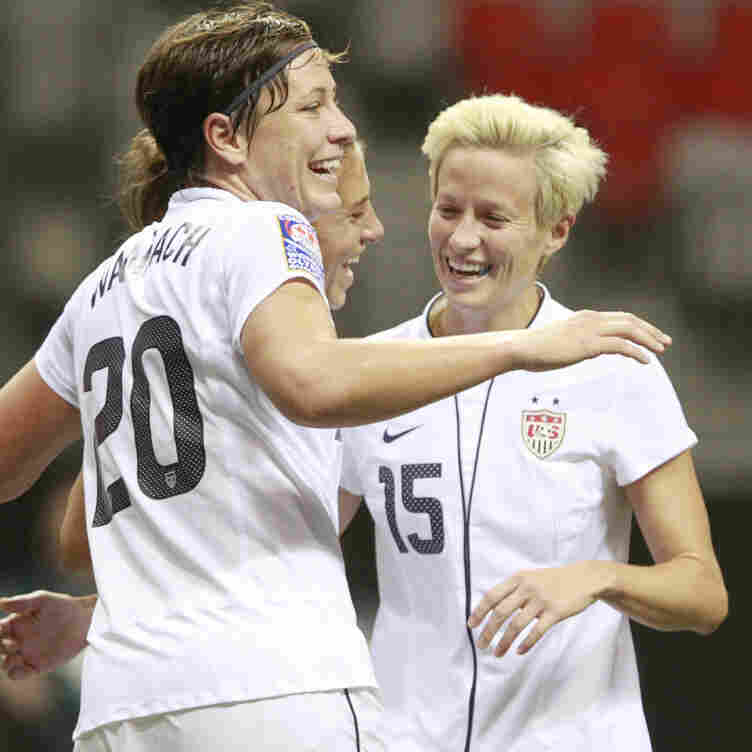 U.S. Women's Soccer Team Seeks A Win Over Mexico