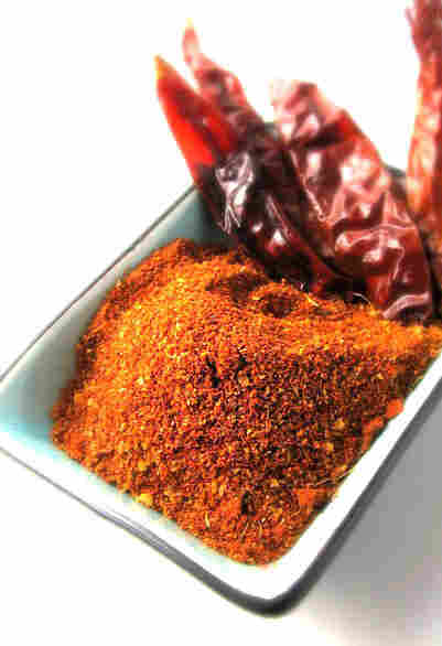 Berbere, a spice mix common in Ethiopian cuisine