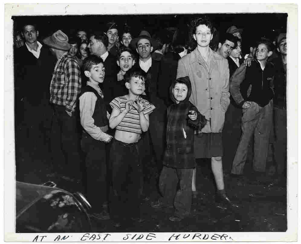 At an East Side Murder, 1943