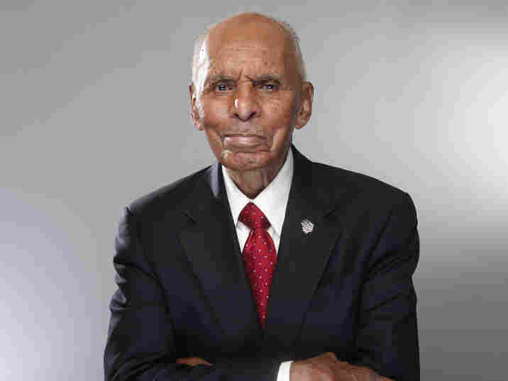 Roscoe Brown served with the Tuskegee Airmen and advised actors on the set of Red Tails. He's now the director of the Center for Urban Education Policy at the City University of New York.