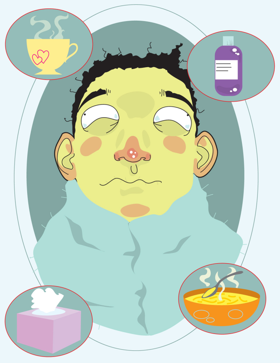 The evidence says you should skip the antibiotics if you've got a cold.