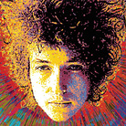 Bob Dylan, from the cover of Chimes of Freedom: The Songs of Bob Dylan Honoring 50 Years of Amnesty International