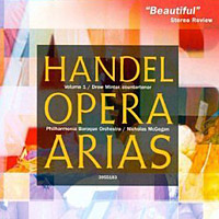 Drew Minter Handel Arias.