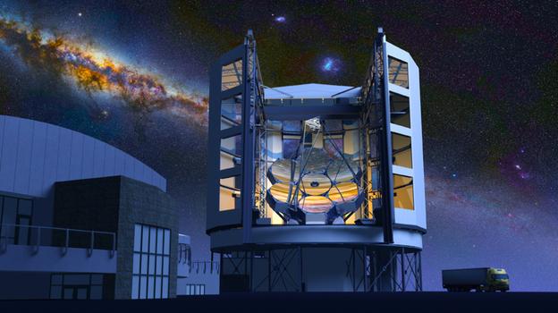 Giant Magellan Telescope (Giant Magellan Telescope)