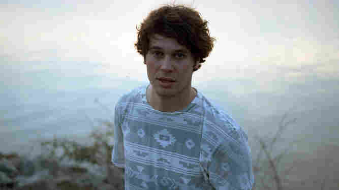 Ernest Greene, the man behind Washed Out.