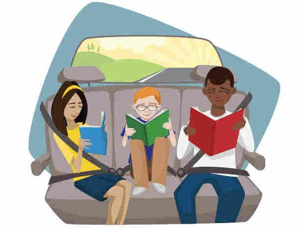 NPR's Back-Seat Book Club