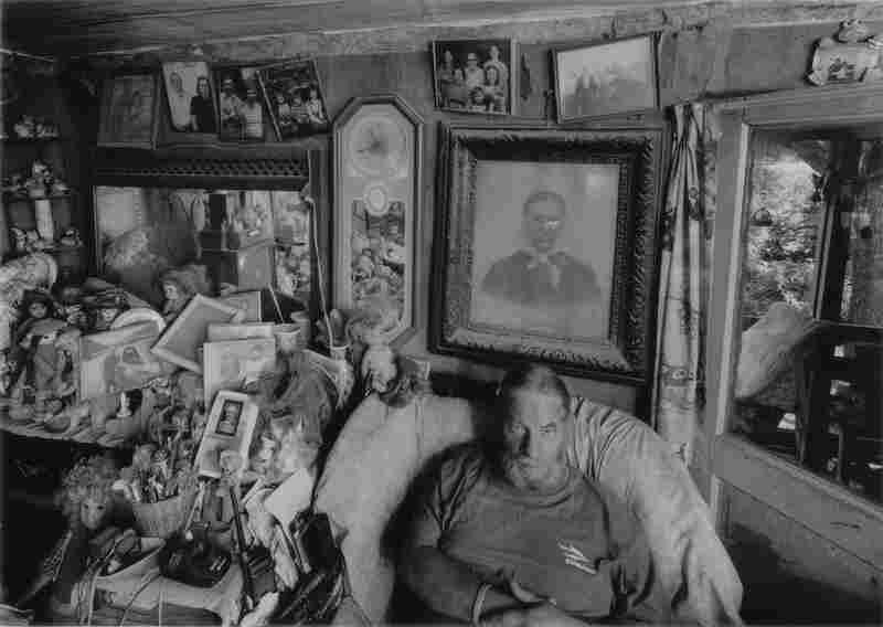 Eddie Wayne in Living Room, 2010