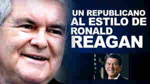 A Spanish-language ad from Newt Gingrich